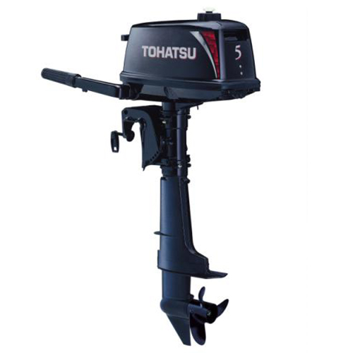 Tohatsu M5BD Outboard Motor